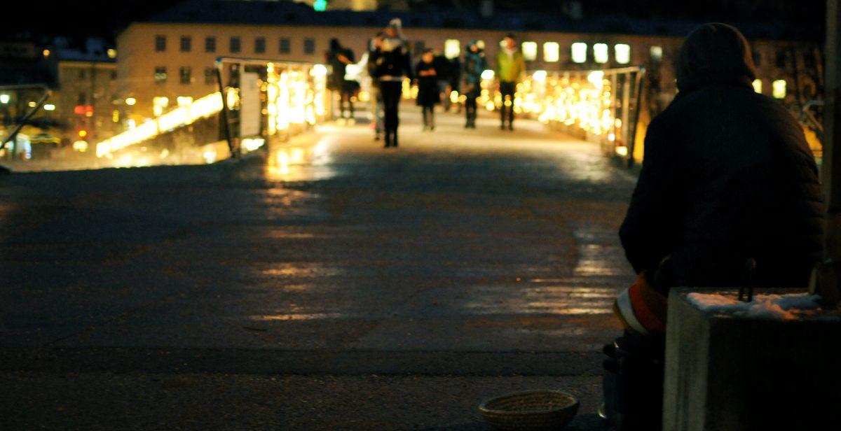Eine Weihnachtsgeschichte: Die Bettler und der Bürgermeister