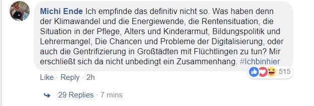 FB-Kommentar